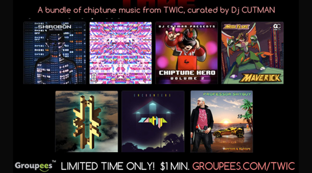 TWIC Bundle from Dj CUTMAN and Groupees!