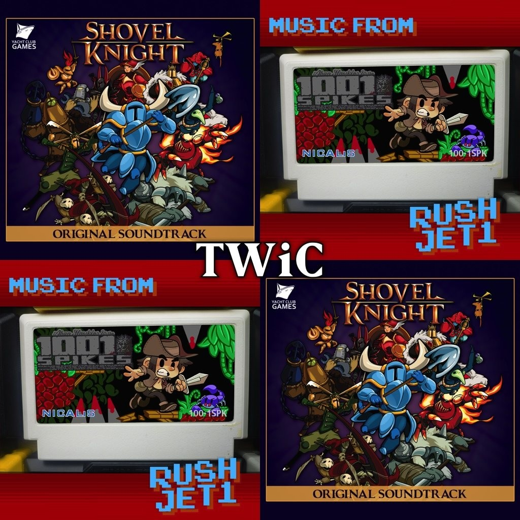 TWiC 066: Shovel Knight and 1001 Spikes