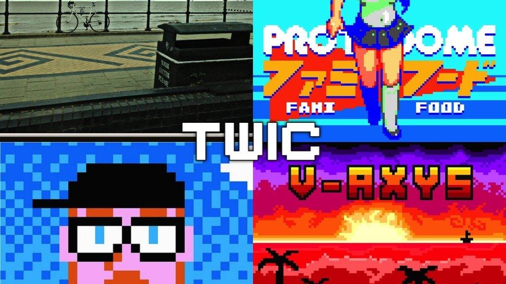TWiC 073: V-Axys, ZwamTek, Protodome, Groovemaster303