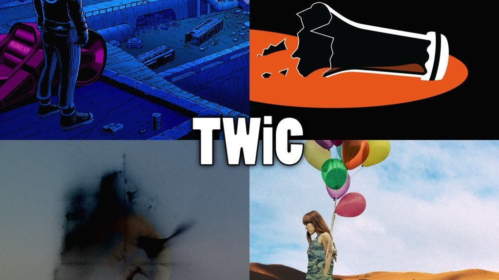 TWiC 074: Men of Mega, she, E.N.Cowell, ocean palace