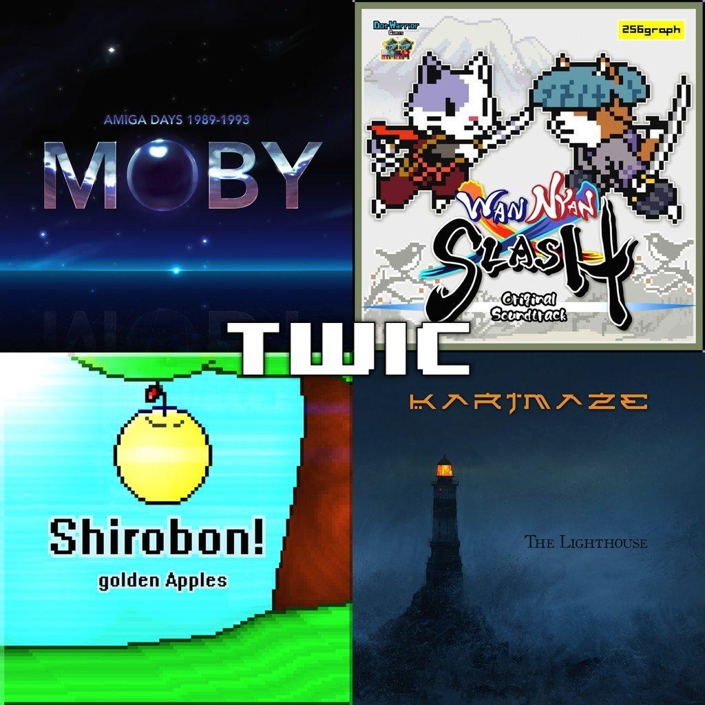 077: Kartmaze, Chibi-Tech, Shirobon, The Artist Formerly Known As Moby