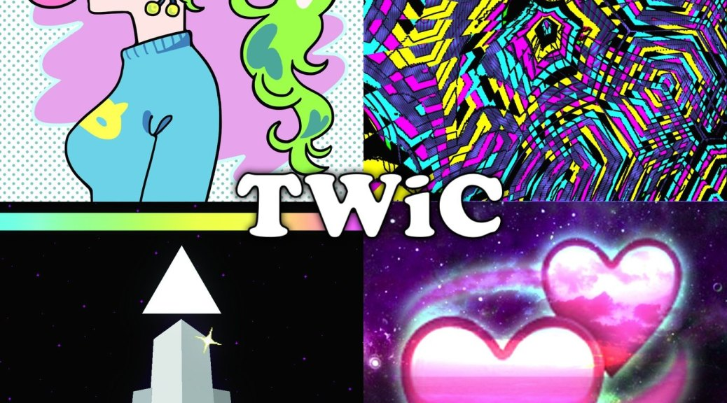 TWiC 085: Shy Guys, Slime Girls,Trey Frey, Shirobon