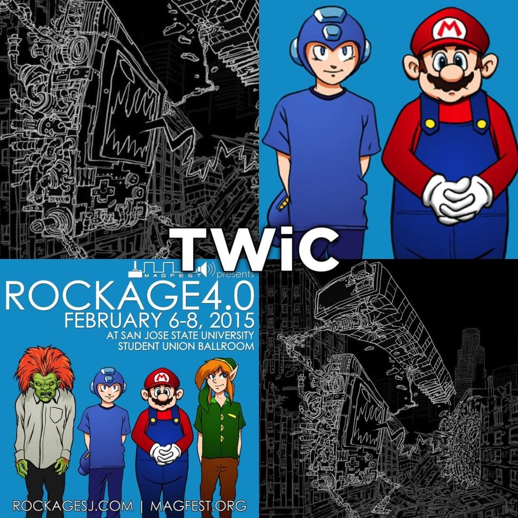 TWiC 092: Rockage, Frequency Festival