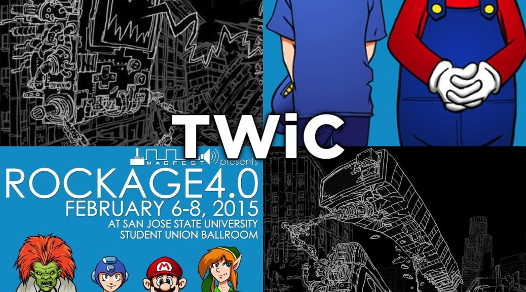 TWiC 092: Rockage, Frequency Festival