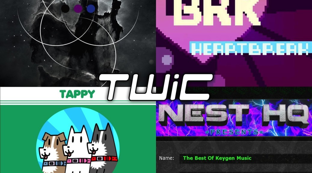 TWiC 096: Nest HQ, Tappy, Space Town Savior, Glenntai