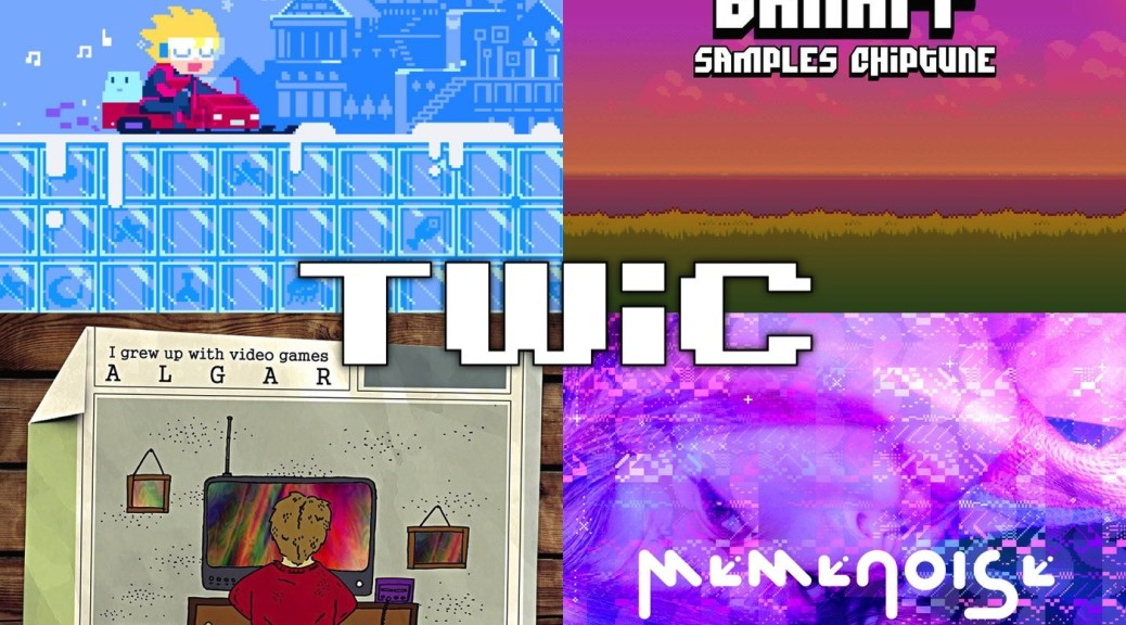 This Week in Chiptune 101 TWiC101