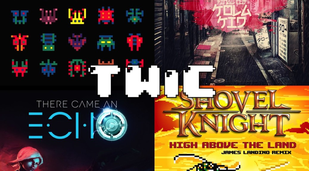 TWiC 107: Video Game Music, Yoann Turpin, Red&Green