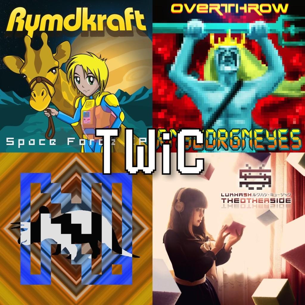 TWiC 114: LukHash, Rymdkraft, Chipzel, RainbowDragonEyes