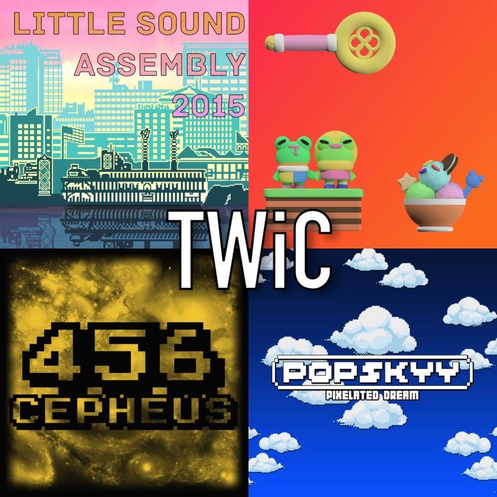 TWiC 117: Ubiktune, Little Sound Assembly, Popskyy, 456