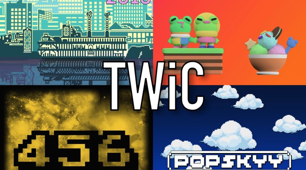 TWiC 117: Ubiktune, Little Sound Assembly, Popskyy, 456