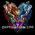 Chiptunes = WIN Logo
