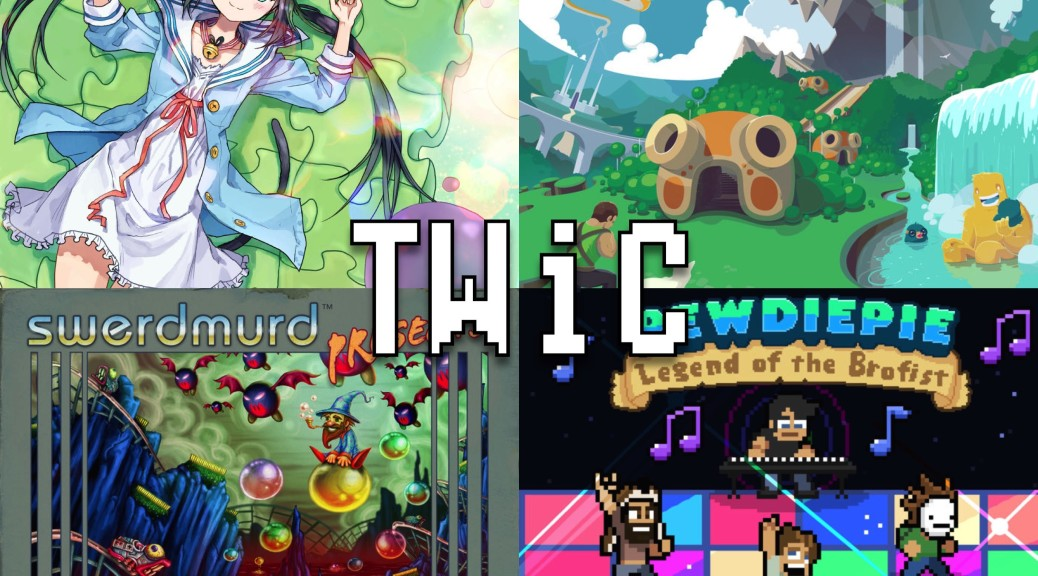 TWiC 123: Eclectic Chiptune Dance Music