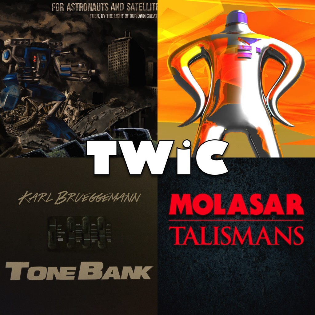 TWiC 126: Synthwave and Jazzy Chill Out