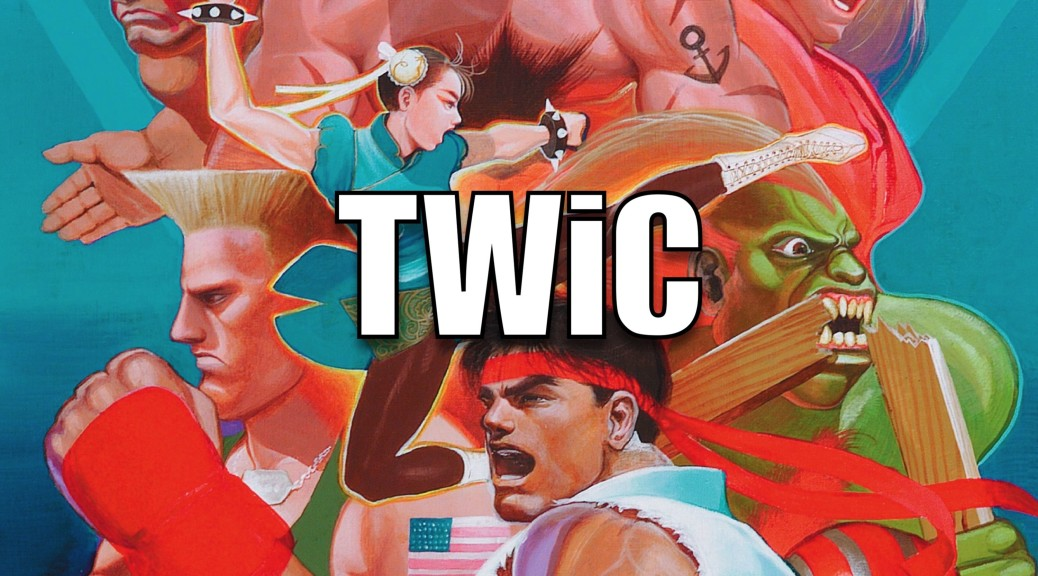 TWiC 129: Street Fighter II, The Definitive Soundtrack