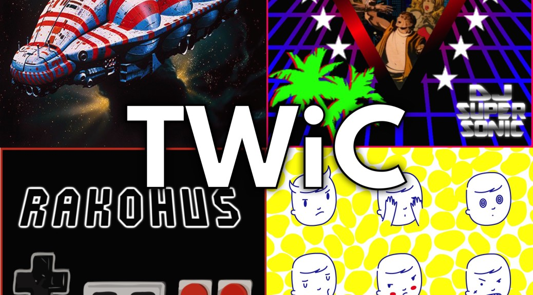 TWiC 138: Rakohus, Submoon Records, DJ Super Sonic