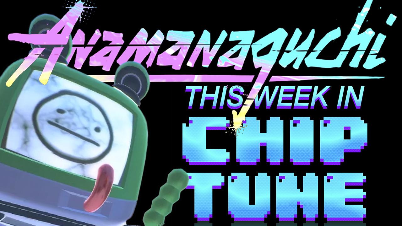 this week in chiptune - anamanaguchi capsule silence xxiv