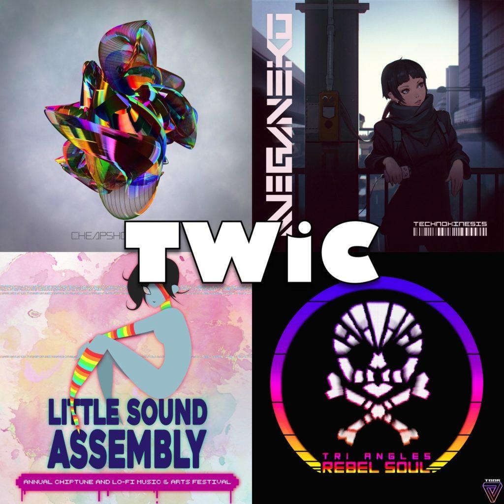 TWiC157: Meganeko, Tri Angles, Cheap Shot, Little Sound Assembly