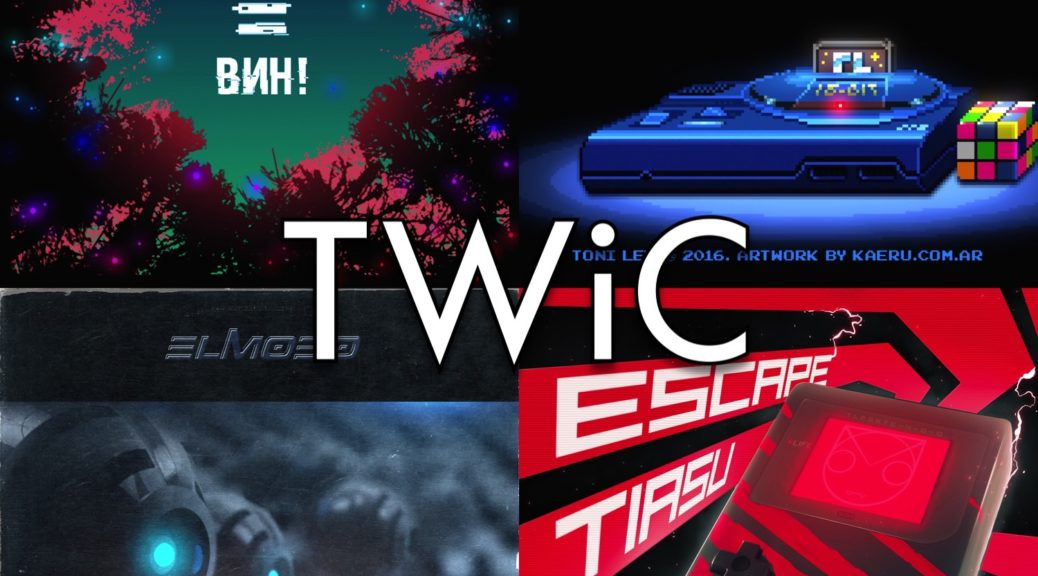 TWiC 159: Chiptune Dance Mix (Forest Label, Singles)