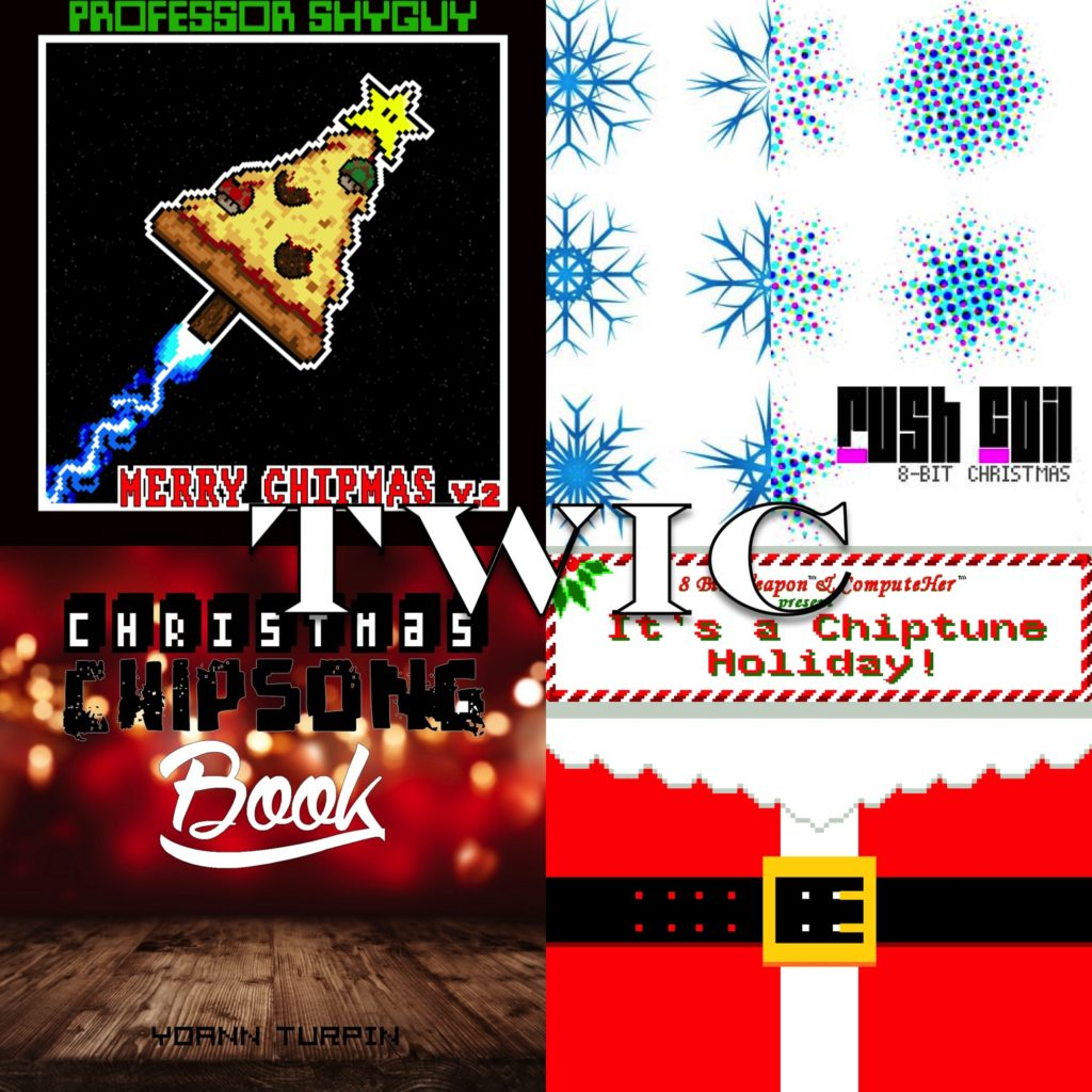 TWiC 174: Chiptune Holiday Christmas