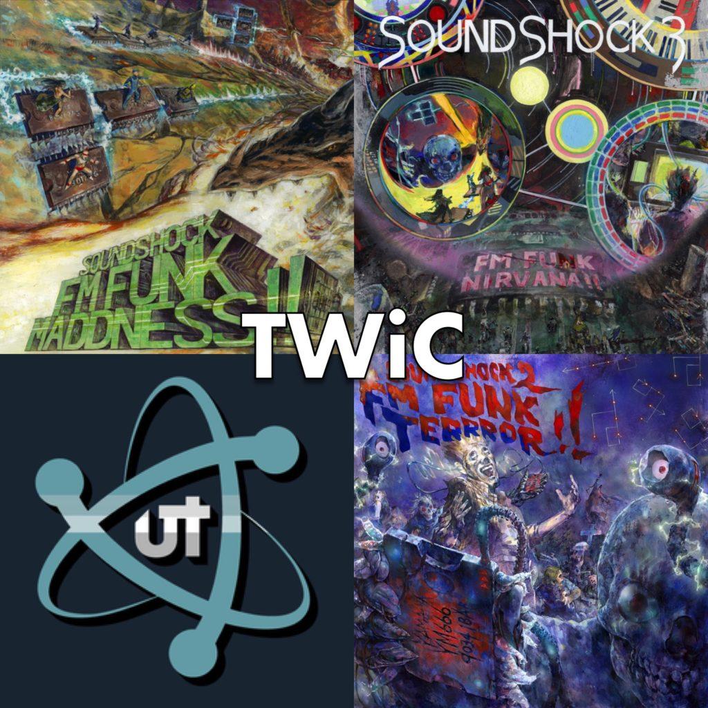 TWiC 176: SOUNDSHOCK! FM Funk from Ubiktune