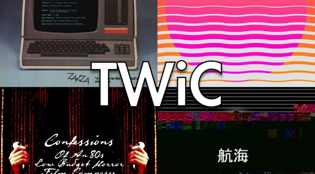 TWiC 178: Synthwave & 80s Horror Remixes