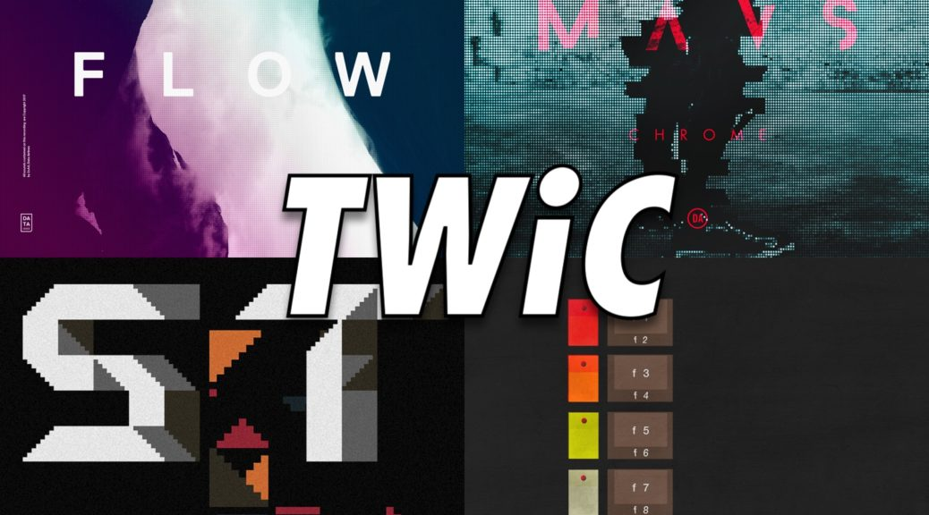 TWiC 179: Data Airlines - Synthwave, Progressive, and Deep Chiptune