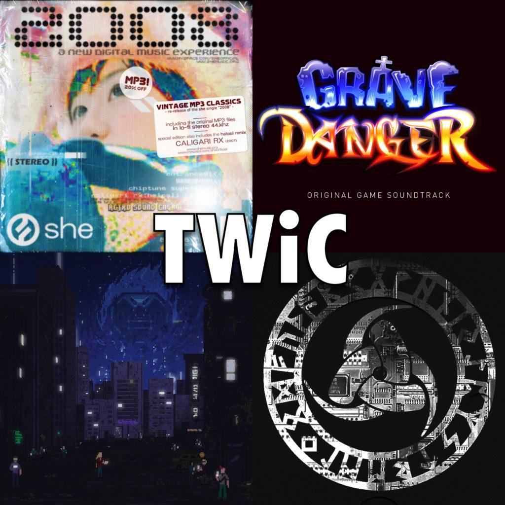 181: Chiptune EDM, Black Metal + Video Game Music!