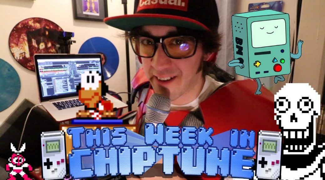 TWiC 183: MEGA-SIZED CHIPTUNE, GAMING & EDM MIX