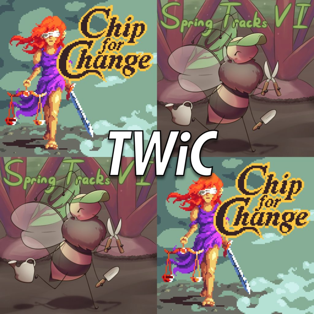 TWiC 192: Chip for Change & Battle of the Bits