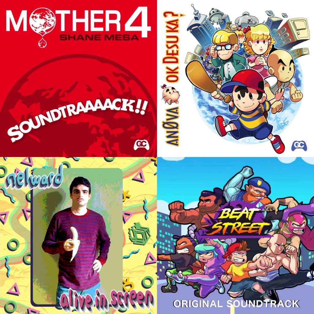 TWiC 198: Mother 4 Soundtrack & Maxo's Beat Street OST! | This Week on